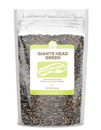 Giants Head Green - green tea blend