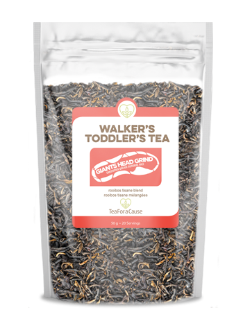 Walker's Toddler's Tea - rooibos chocolate tisane