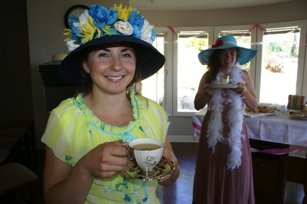 #beer #tea #hightea #bridalshower